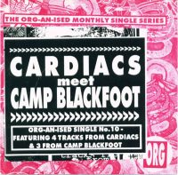 Cardiacs/Camp Blackfoot: 'Cardiacs Meet Camp Blackfoot' EP