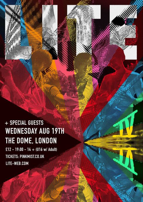 Lite (& Knifeworld) @ The Boston Music Rooms, London, 19th August 2015