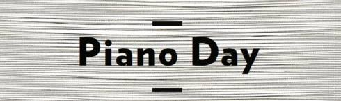 Piano Day, 2016