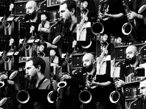 Madwort Sax Quartet, 2016