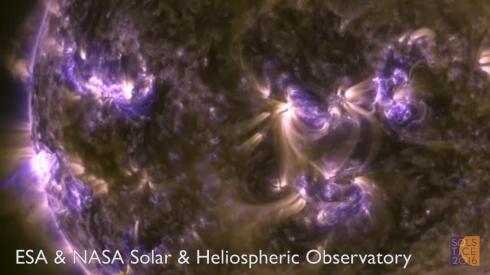 Solstice 2016 - solar image
