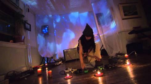 Yuki Kaneko + Naomi Motomura + Yumi Hara + Poulomi Desai @Club Integral, 6th July 2016