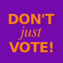 Don't Just Vote