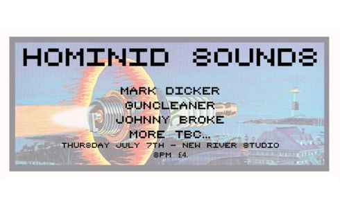 Hominid Sounds evening, 7th July 2016