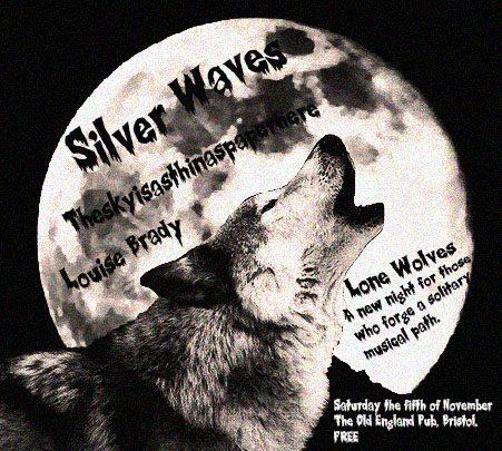Lone Wolves, 5th November 2016