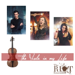 The Riot Ensemble's 'The Viola In My Life', 21st November 2016