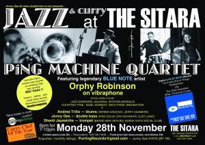 Ping Machine Quartet, 28th November 2016