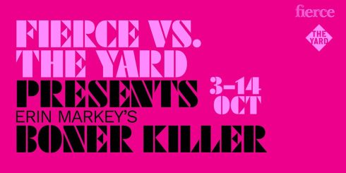 'Erin Markey, Boner Killer', autumn 2017