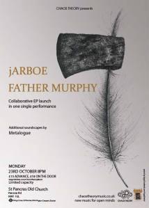 Jarboe + Father Murphy + Metalogue, 23rd October 2017