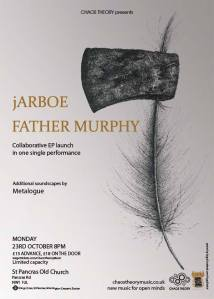 Jarboe + Father Murphy + Metalogue, 23rd October 2017