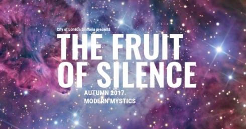 Modern Mystics: 'The Fruit of Silence', 9th November 2017