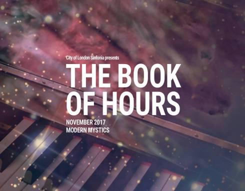 Modern Mystics: 'The Book of Hours', 22nd November 2017