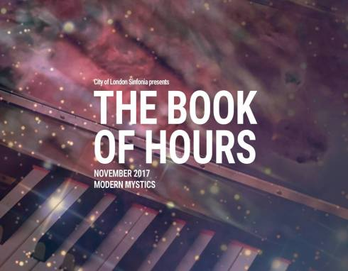 Modern Mystics: 'The Book of Hours', 22nd November 2017