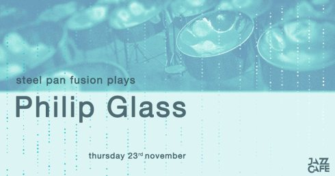 Steel Pan Fusion Play Philip Glass, 23rd November 2017