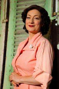 Lucy Stevens (as Kathleen Ferrier)