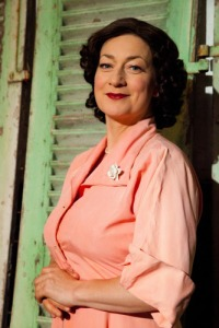 Lucy Stevens (as Kathleen Ferrier)