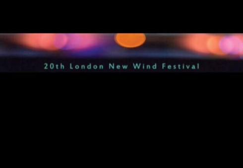 London New Wind Festival, 17th November 2017