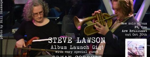 Steve Lawson & Brian Corbett, 19th November 2017