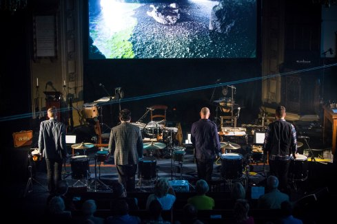 Sō Percussion 'From Out A Darker Sea', 22nd November - 5th December 2017