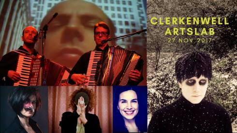 Clerkenwell ARTSlab, 27th November 2017