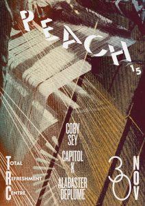 Peach #17, 30th November 2017