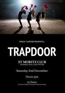 Trapdoor, 2nd December 2017