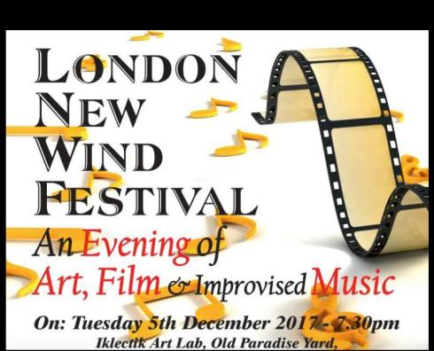 London Wind Festival, 5th December 2017