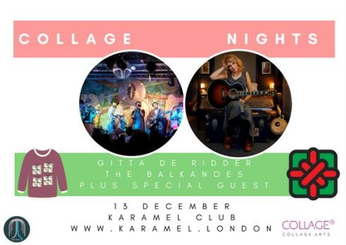 Collage Nights, 13th December 2017