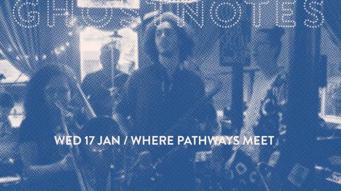 Where Pathways Meet, 17th January 2018