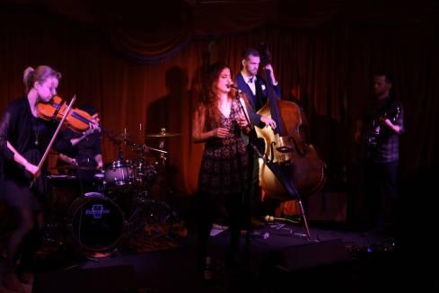 Echo Trails + Alba&Leo Elsewhere Quartet, 8th February 2018
