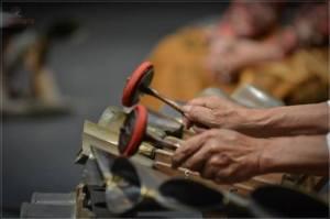 The instruments of Aloysius Suwardi (photo © Witjak Widhi Cahya)