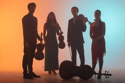 Ligeti Quartet + John Kameel Farah, 14th March 2018