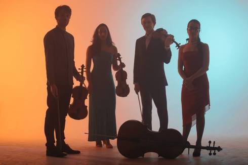 Ligeti Quartet + John Kameel Farah, 14th March 2018
