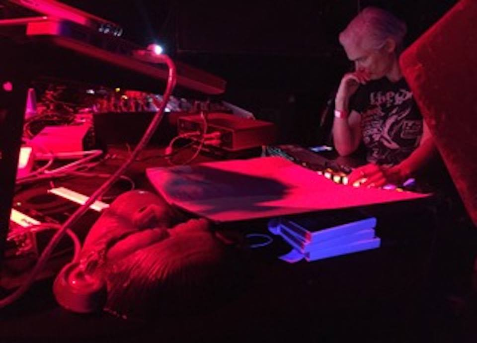 March 2018 – upcoming experimental music gigs in London