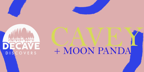 Cavey + Moon Panda, 26th March 2018