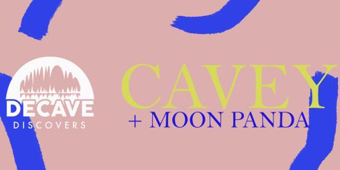 Cavey + Moon Panda, 26th March 2018