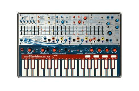 Stevie Richards' Modular Synthesis Workshop using Buchla Music Easel, 2nd June 2018