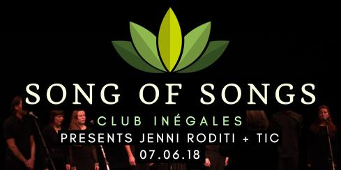 Club Inégales, 7th May 2018