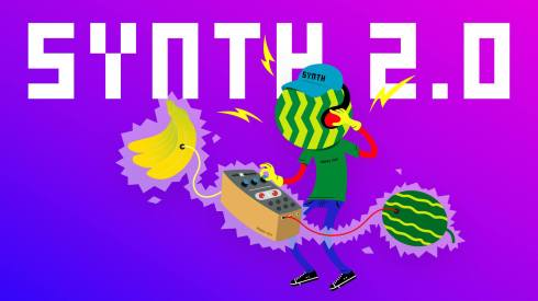 Synth 2.0: Yoshiki Ichihara + Sam Hostettler +  Przemysław Trzaska, 7th June 2018