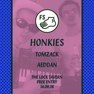 H0nkies + Tomzack + Aeddan + Stal Kingsley, 14th June 2018