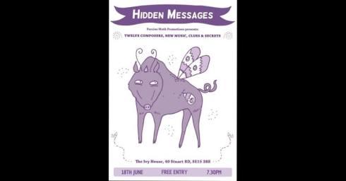 'Hidden Messages', 18th June 2018