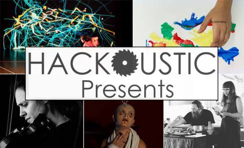 Hackoustic, 23rd June 2018