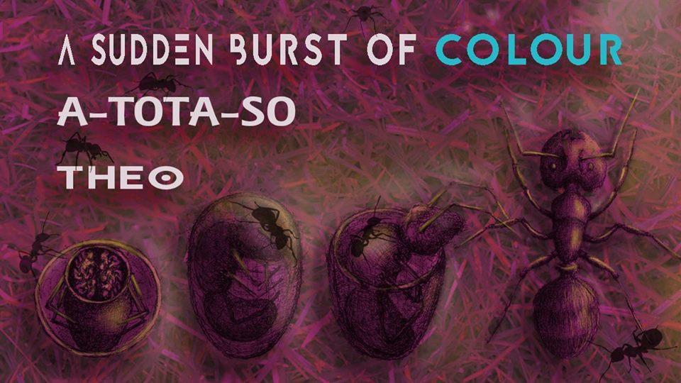 """43136854c15a The Facemelter: A Sudden Burst Of Colour + a-tota-so + Theo """""""