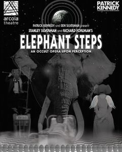Patrick Kennedy Phenomenological Theatre's 'Elephant Steps', 20th to 22nd August 2018