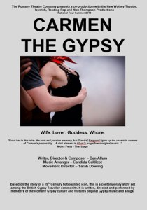 Grimeborn 2018: 'Carmen The Gypsy' - 22nd to 25th August 2018