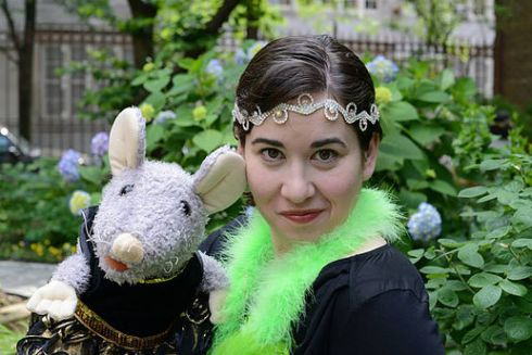 Melanie Gall: 'Opera Mouse'