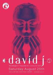 David J, 25th August 2018