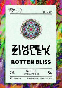 Zimpel/Ziołek + Rotten Bliss, 7th September 2018