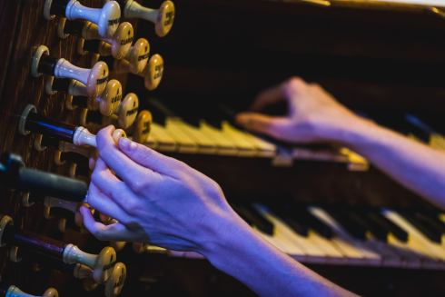 Daylight Music 291: 'Organ Reframed' - Terry Edwards (with Seamus Beaghen) + Douglas Dare + Deerful - Saturday 13th October 2018