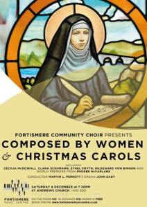 Fortismere Community Choir: 'Composed By Women & Christmas Carols', 8th December 2018